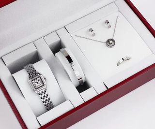 5点Cartier男女兼用 腕時計ブレスレット