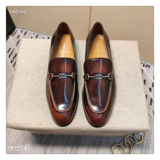 高質 人気カップル革靴 紳士スニーカー