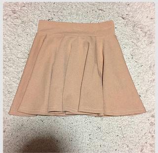 ピンク系 フレアスカート