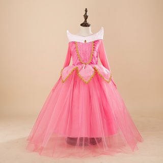 150 送料無料 ピンク オーロラ姫 プリンセス コスプレ