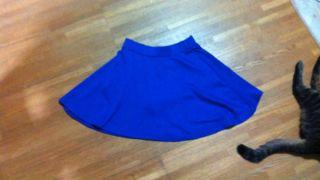 群青 スカート