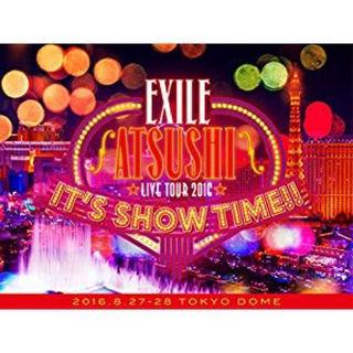 EXILE ATSUSHI - LIVE TOUR 2016