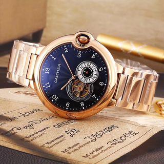 【早い者勝ち】 Cartier 大人気 自動巻き 腕時計
