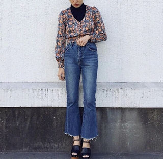 SLY denim 23インチ