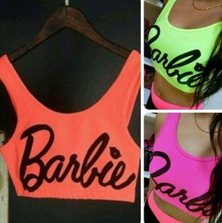 ピンクM再入荷ボディーチェーン付Barbie