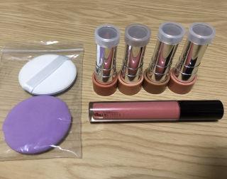 化粧品セット(KATE.MAC)