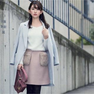 小嶋陽菜定価16,200円ポケットファースカート