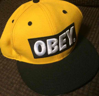 obey キャップ