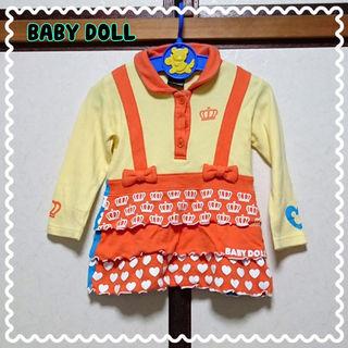BABY DOLLミッキーワンピース