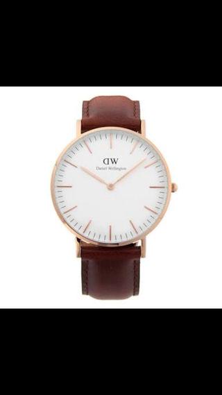 Daniel Wellington腕時計