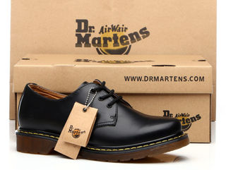 Dr.Martensドクターマーチン3ホール靴黒シューズ