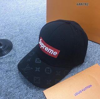 【国内発送】年夏  SUPREME 男女兼用野球の帽子
