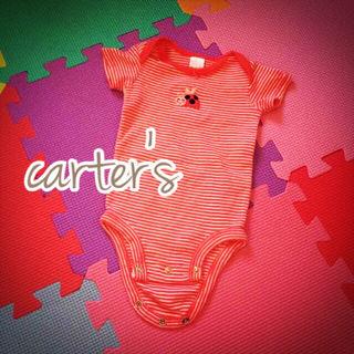 carter's ロンパース