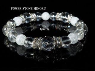 水晶の豪華なレディースのパワーストーン 数珠
