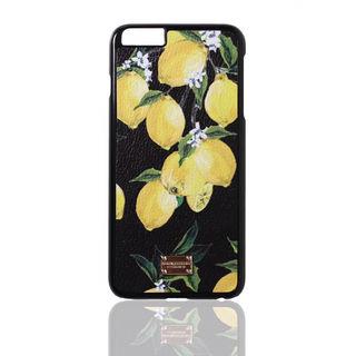 DOLCE&GABBANA iPhone7 レモン ケース