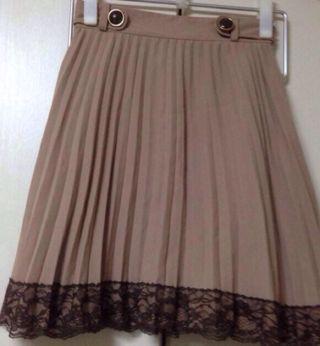 PRIME PATTERN スカート