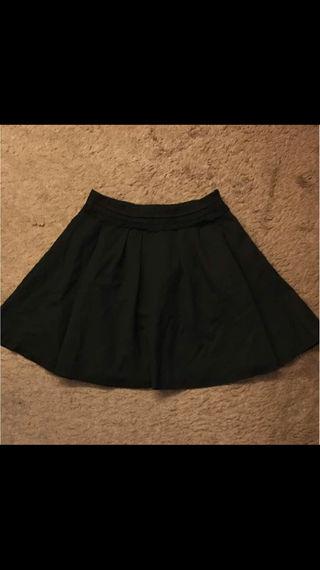 earth黒スカート