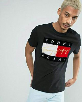 TOMMY Tシャツ 半袖