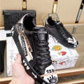D&G紳士スニーカー メンズシューズ靴