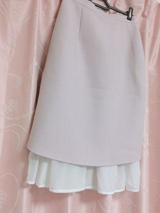 titty&Co. ピンクチューリップ型スカート