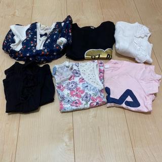 6点まとめ売り女の子夏服90