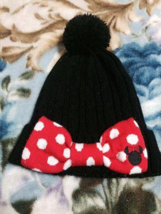 ミニー ニット帽