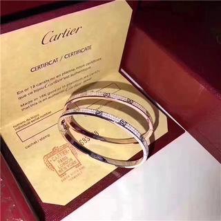 専用箱Cartierカルティエ刻印ブレス/バングル B78