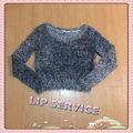 LIP SERVICEモヘア ニット