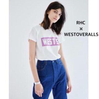westoveralls  RHC ボックスロゴ