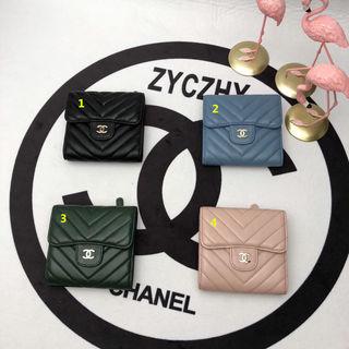 大人気 chanel05 財布 選べるカラー