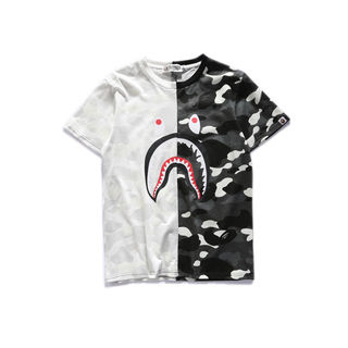 カップル 迷彩 AAPE Tシャツ