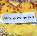 JAYRO WHITEカラフルオレンジ チェニック