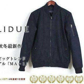 [定価40000円]BIGLIDUE  MA-1 Mサイズ