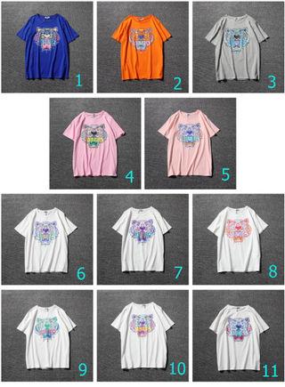 男女兼用 新品 人気 tシャツTken-08