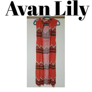 Avan Lily ロングノースリーブシャツ