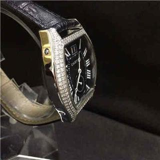 新入荷 カルティエ クオーツ 腕時計