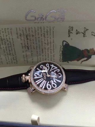 GaGa+MILANO+ガガミラノ+腕時計+男女兼用+クォツ