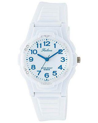 3colorシチズン腕時計 時計Q&Qアナログ ファルコン白