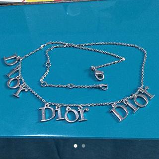 Dior 正規品 ネックレス ピアス