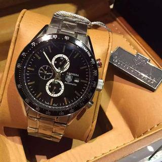 タグ・ホイヤー カレラ メンズ 自動巻き 腕時計