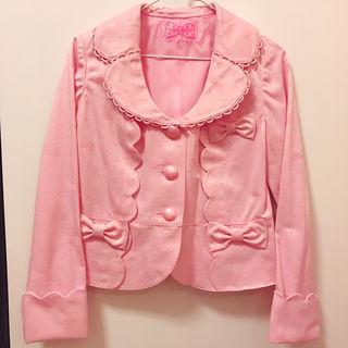 【新品】Angelic Pretty ピンクジャケット