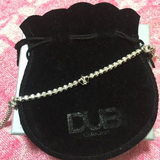 DUB Collection 百合 ブレスレット