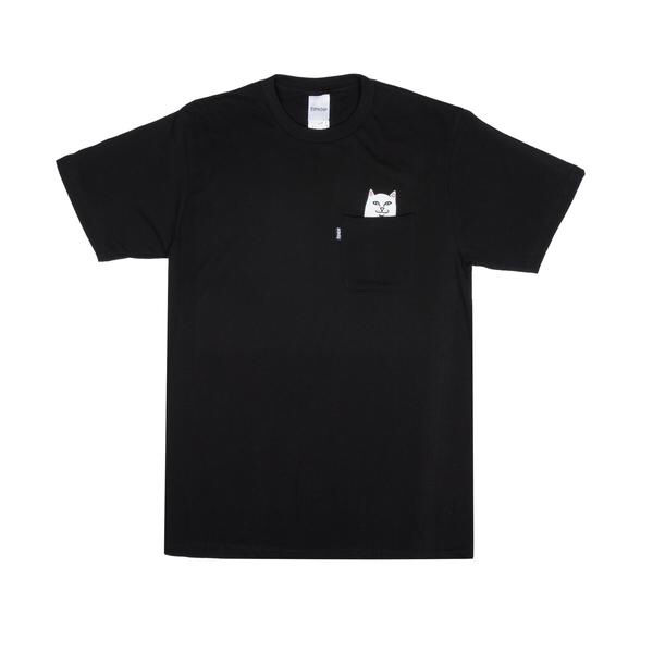 ripndip Tシャツ Lord Nermal ブラックL