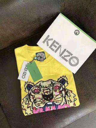 kenzo 最新色T-シャツ