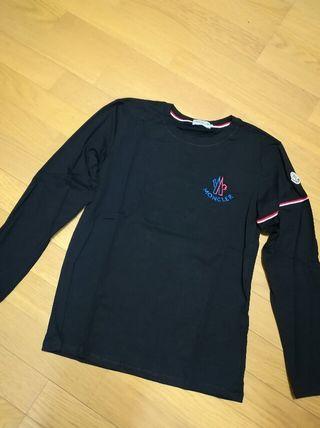 長袖Tシャツ☆ブラック
