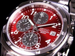 セイコー SEIKO クロノグラフ メンズ 腕時計