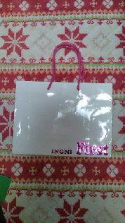 INGNI first ショップ袋