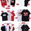 超人気Tシャツ半袖 2枚6500円