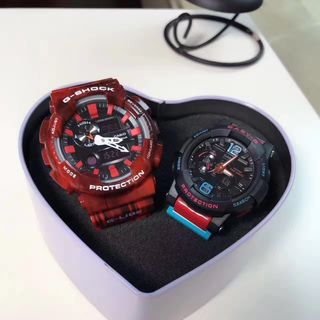 CASIO 人気腕時計 カップル GAX-100