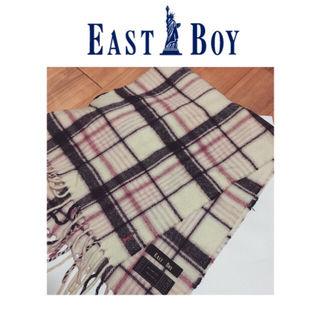 EAST BOY マフラー